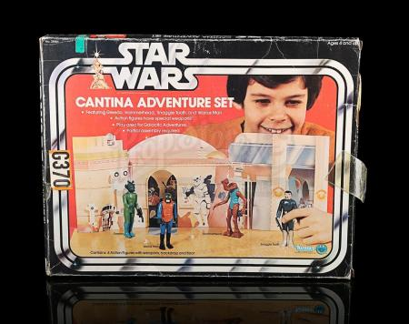 Lot # 19 - Cantina Adventure Set