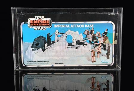 Lot # 24 - Imperial Attack Base UKG 75