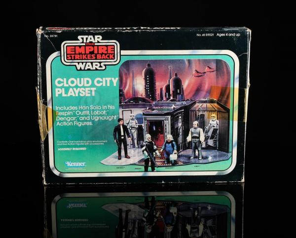 VINTAGE STAR WARS REPRODUCTION UGNAUGHT CASE EMPIRE STRIKES BACK