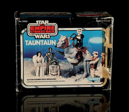Lot # 29 - Tauntaun (Solid Belly Version)