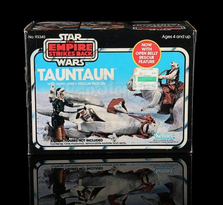 Lot # 30 - Tauntaun With Open Belly Rescue Feature