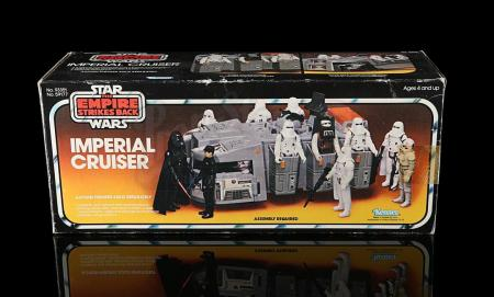 Lot # 32 - Imperial Cruiser