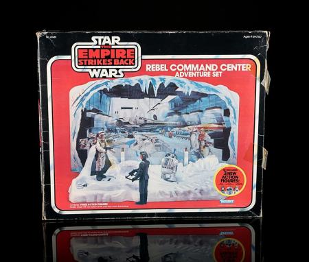 Lot # 33 - Rebel Command Center