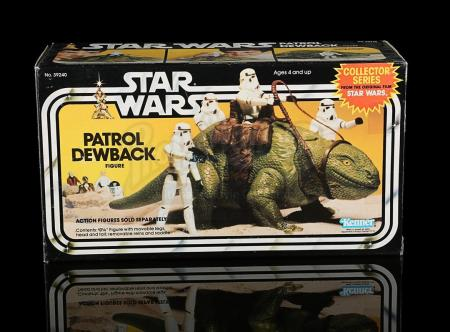 Lot # 41 - Patrol Dewback Figure (Collector Series)