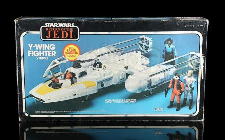 Lot # 44 - Y-Wing Fighter
