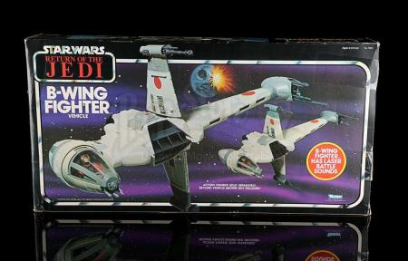 Lot # 47 - B-Wing Fighter - Sealed