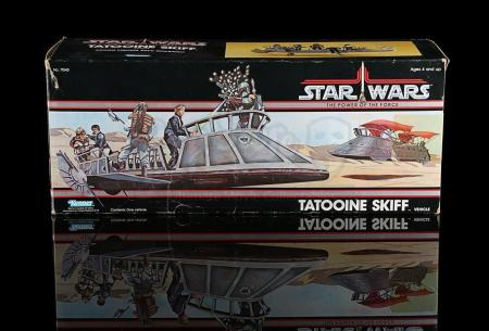 Lot # 50 - Tatooine Skiff Vehicle