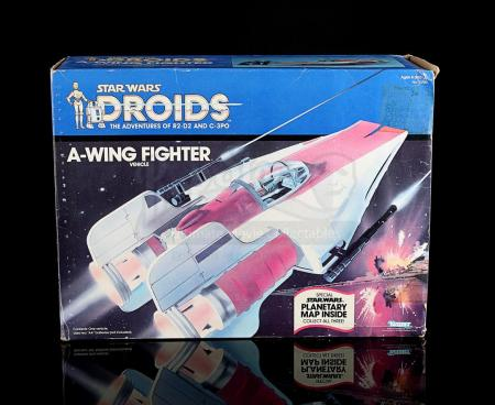 Lot # 54 - A-Wing Fighter