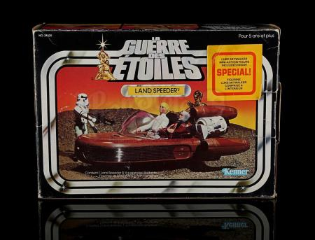 Lot # 63 - Special Offer Land Speeder