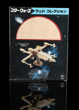 Lot # 66 - Takara Wood Model X-Wing - Sealed