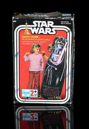 Lot # 74 - Darth Vader Bop Bag - Sealed