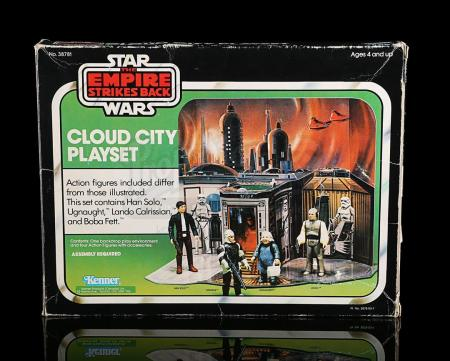 Lot # 107 - Canadian Cloud City Playset