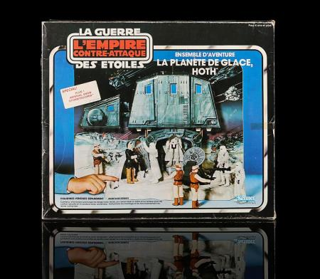 Lot # 109 - Canadian Special Offer Hoth Ice Planet Playset