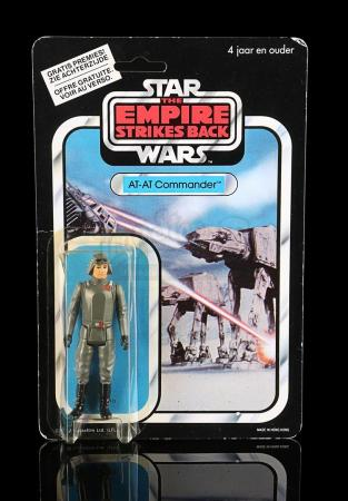 Lot # 112 - AT-AT Commander ESB45