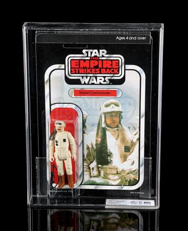 Lot # 114 - Rebel Commander ESB45 UKG 85 (Toy Toni)