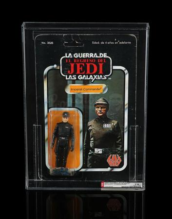 Lot # 119 - Lili Ledy Imperial Commander AFA 75