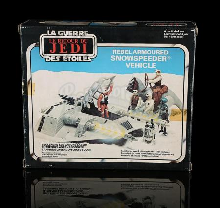 Lot # 124 - Rebel Armoured Snowspeeder