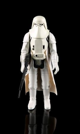 Lot # 132 - Loose YPS Hoth Stormtrooper