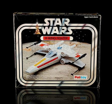 Lot # 161 - X-Wing Fighter