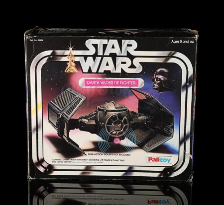 Lot # 162 - Darth Vader TIE Fighter