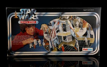 Lot # 163 - Death Star Playset