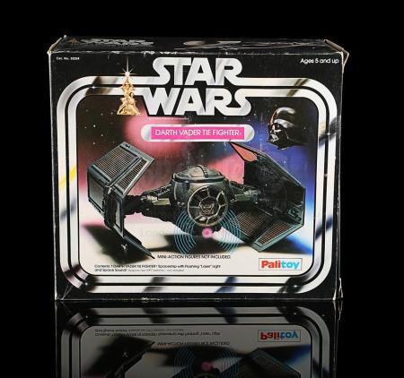 Lot # 166 - Darth Vader TIE Fighter