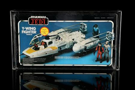 Lot # 170 - Y- Wing Fighter UKG 80
