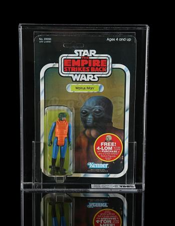 Lot # 183 - Walrus Man ESB47A UKG Y80% (With Jawa Blaster)