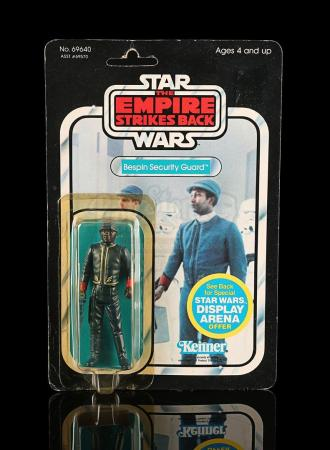 Lot # 189 - Bespin Security Guard ESB45A