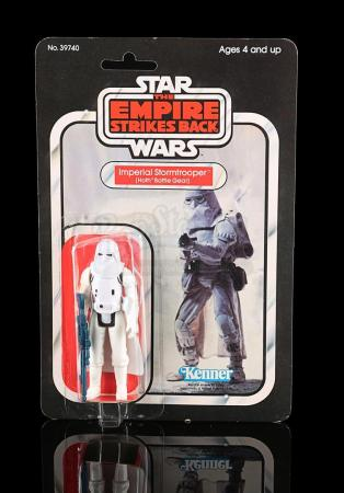 Lot # 190 - Imperial Stormtrooper (Hoth Battle Gear) ESB31A