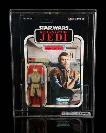 Lot # 191 - General Madine ROTJ77A UKG Y85