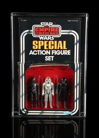 Lot # 239 - Imperial Set ESB Series 3 3-pack AFA 80+