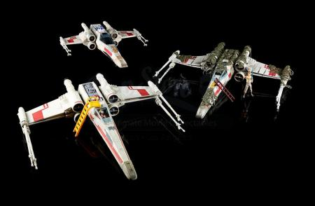 Lot # 576 - X-Wing Fighters