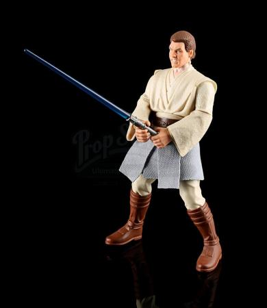 Lot # 588 - Prototype Epic Force Obi-Wan Kenobi