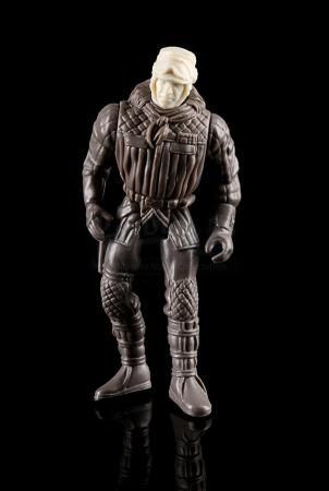 Lot # 593 - Prototype Han Solo (Hoth Battle Gear)