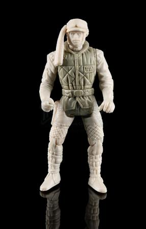 Lot # 594 - Prototype Luke Skywalker (Hoth Battle Gear)