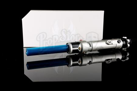 Lot # 698 - Obi-Wan Lightsaber Crew Gift & Press Kit