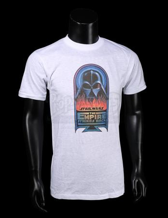Lot # 699 - The Empire Strikes Back Crew T-Shirt