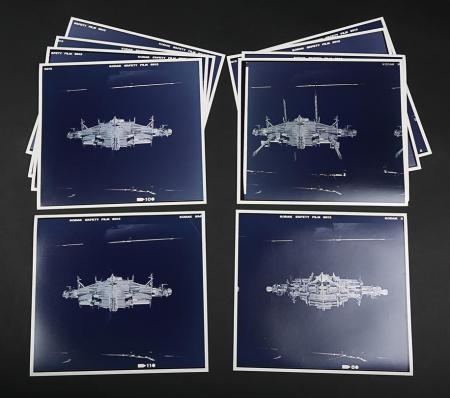 Lot # 5 - Alien & Aliens Collection Auction - Test Photos of Refinery Model Miniature