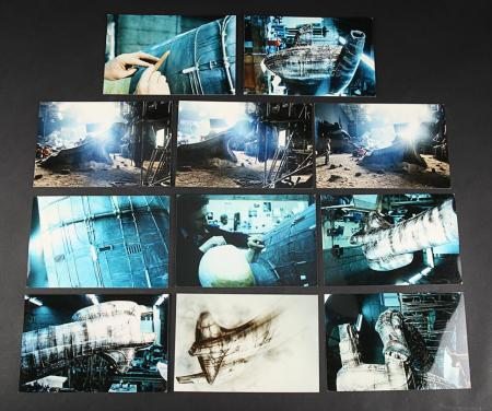 Lot # 12 - Alien & Aliens Collection Auction - Behind the Scenes Photographs of the Derelict