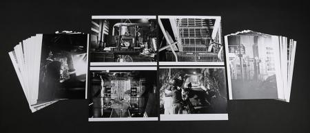 Lot # 118 - Alien & Aliens Collection Auction - Stills of The Hadley's Hope Colony Interior
