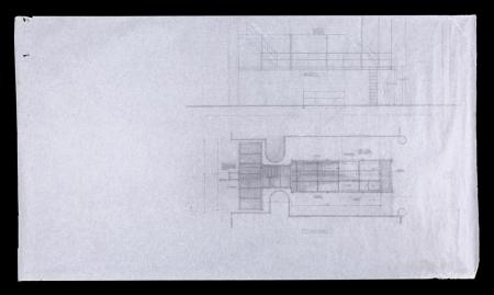 Lot # 120 - Alien & Aliens Collection Auction - Refinery Stairs Detail Original Hand Drawn Production Design Artwork
