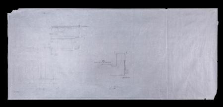 Lot # 127 - Alien & Aliens Collection Auction - Operations Room Ceiling Detail Original Hand-Drawn Production Design Artwork