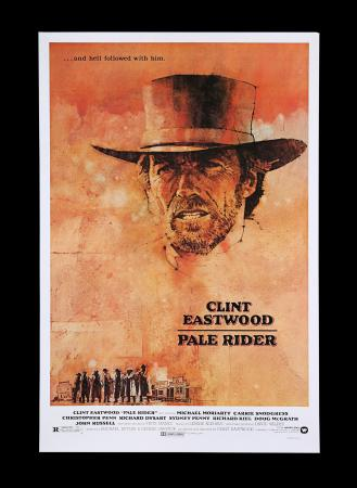 Lot #181 - PALE RIDER (1985) - US One-Sheet Poster, 1985