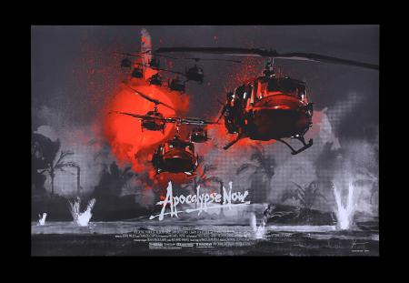 Lot #226 - APOCALYPSE NOW (1979) - Private Commission Poster, 2015