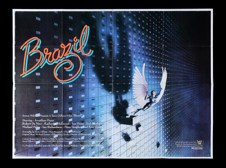 Lot #217 - BRAZIL (1985) - UK Quad, 1985