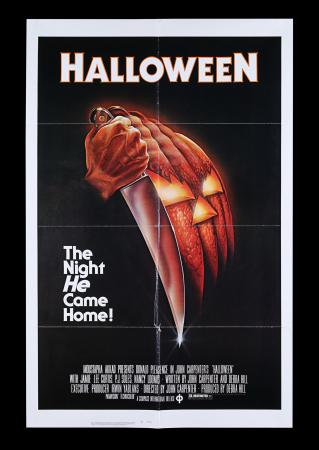 Lot #258 - HALLOWEEN (1978) - US One-Sheet, 1978