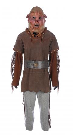 Lot #108 - BATTLESTAR GALACTICA (TV SERIES, 1978-1979) - Boray Costume and Mask