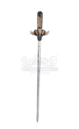 Lot #265 - FLASH GORDON (1980) - Prince Barin's (Timothy Dalton) Sword