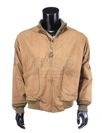 "Lot #277 - FURY (2014) - Don ""Wardaddy"" Collier's (Brad Pitt) Tanker Jacket"